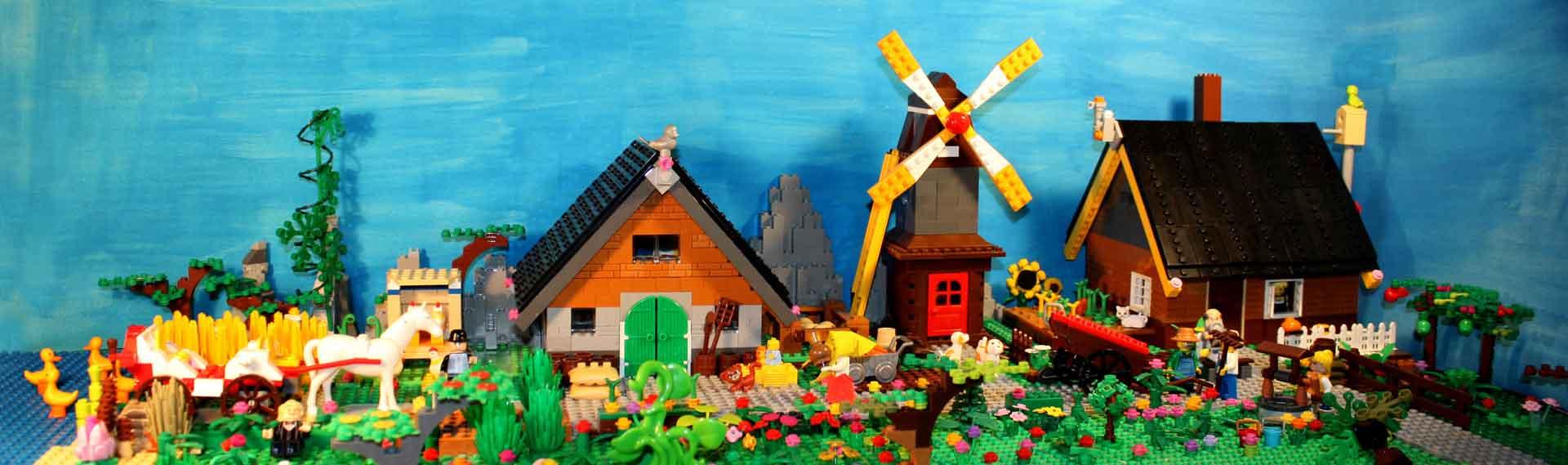 """LEGO студия """"Планета сказок"""""""